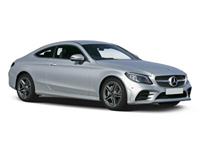 Representative image for the Mercedes-Benz C-Class Coupe C200 AMG Line 2dr 9G-Tronic