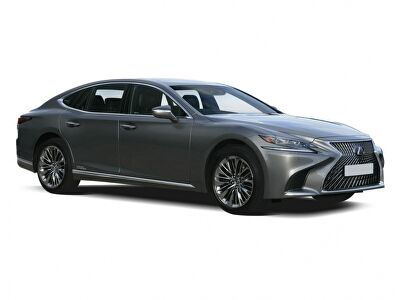 Representative image for the Lexus LS Saloon 500h 3.5 [359] Takumi 4dr CVT Auto [Pleat pack]