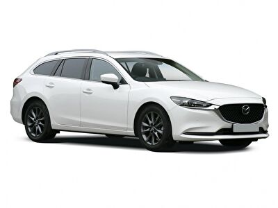 Representative image for the Mazda Mazda6 Tourer 2.0 SE-L Nav+ 5dr
