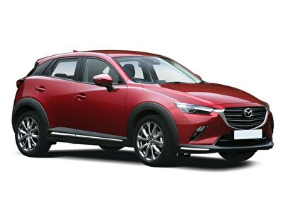 Representative image for the Mazda CX-3 Hatchback 2.0 SE Nav + 5dr
