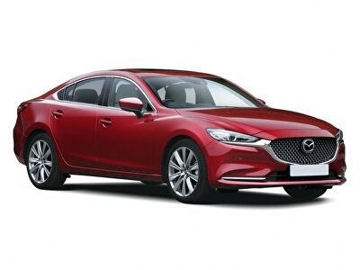 Representative image for the Mazda Mazda6 Diesel Saloon 2.2d SE-L Nav+ 4dr Auto