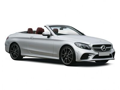 Representative image for the Mercedes-Benz C-Class Cabriolet C180 AMG Line 2dr