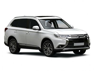 Representative image for the Mitsubishi Outlander Estate 2.0 Design 5dr CVT