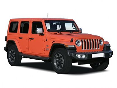 Representative image for the Jeep Wrangler Hard Top 2.0 GME Sahara 4dr Auto8