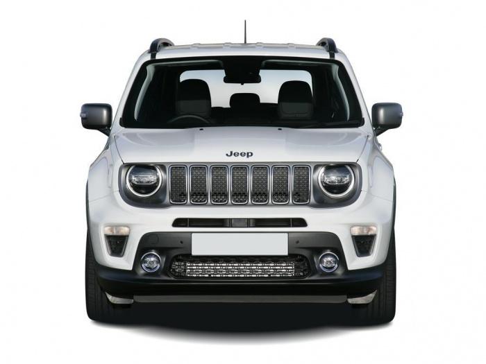 jeep renegade hatchback 1 3 t4 gse limited 5dr ddct lease. Black Bedroom Furniture Sets. Home Design Ideas