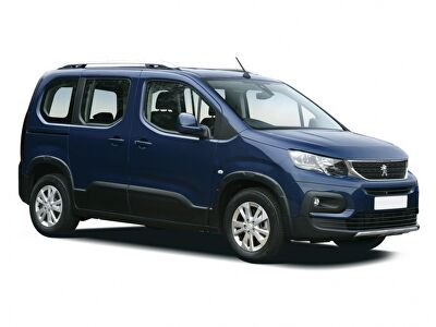 Representative image for the Peugeot Rifter Diesel Estate 1.5 BlueHDi 130 Allure 5dr