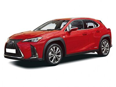 Representative image for the Lexus UX Hatchback 250h 2.0 5dr CVT