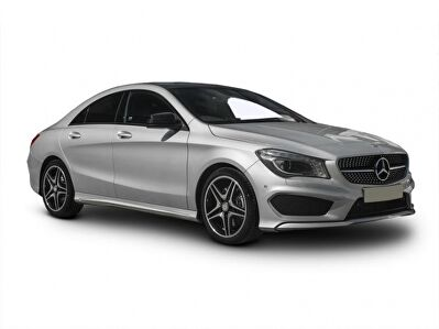 Representative image for the Mercedes-Benz CLA-Class Coupe CLA 180 AMG Line 4dr Tip Auto