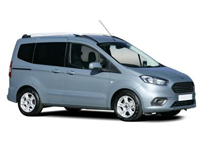 Representative image for the Ford Tourneo Courier Estate 1.0 EcoBoost Zetec 5dr