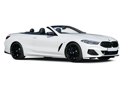 Representative image for the BMW 8 Series Convertible 840i sDrive 2dr Auto