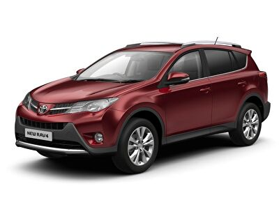 Representative image for the Toyota Rav4 Estate 2.5 VVT-i Hybrid Design 5dr CVT 2WD