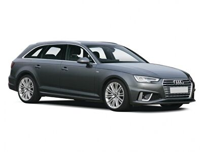 Representative image for the Audi A4 Avant 40 TFSI Black Edition 5dr S Tronic