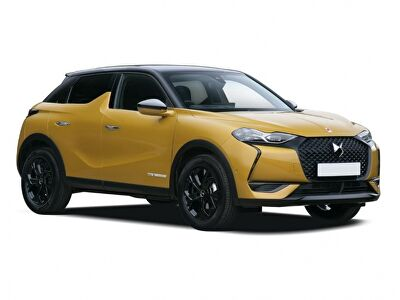 Representative image for the DS DS 3 Crossback Hatchback 1.2 PureTech Performance Line 5dr