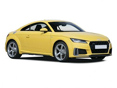 Representative image for the Audi TT Coupe 40 TFSI Black Edition 2dr S Tronic