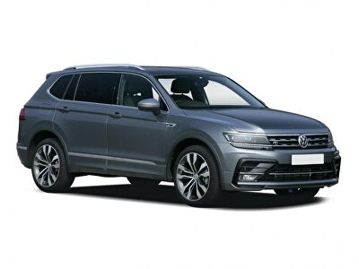 Representative image for the Volkswagen Tiguan Allspace Diesel Estate 2.0 TDI Match 5dr