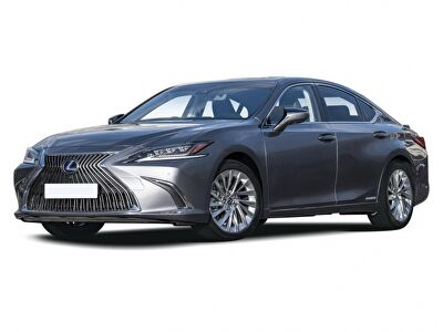 Representative image for the Lexus ES Saloon 300h 2.5 F-Sport 4dr CVT [Takumi Pack]