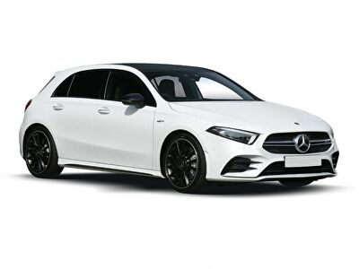 Representative image for the Mercedes-Benz A-Class Amg Hatchback A35 4Matic Executive 5dr Auto