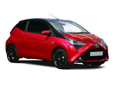 Representative image for the Toyota Aygo Hatchback 1.0 VVT-i X 3dr