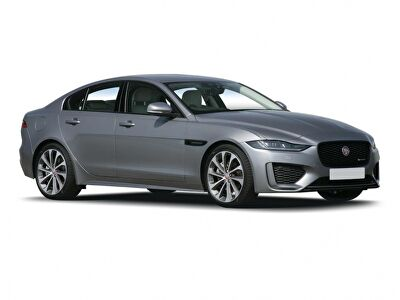 Representative image for the Jaguar XE Saloon 2.0 S 4dr Auto