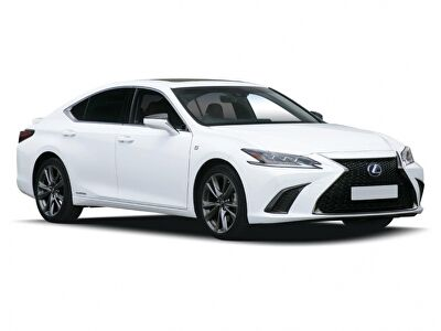 Representative image for the Lexus ES Saloon 300h 2.5 F-Sport 4dr CVT [Tech/Safety Pack]