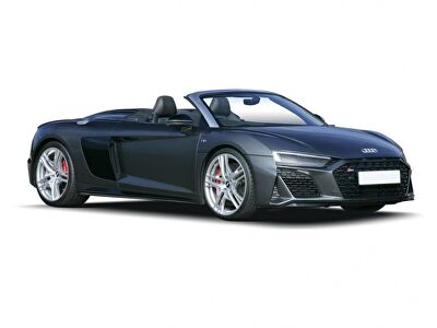 Representative image for the Audi R8 Spyder 5.2 FSI V10 Quattro Performance 2dr S Tronic