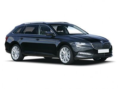 Representative image for the Skoda Superb Estate 2.0 TSI 190 Laurin + Klement 5dr DSG
