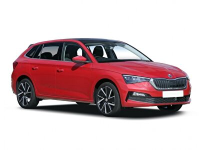 Representative image for the Skoda Scala Hatchback 1.0 TSI SE 5dr