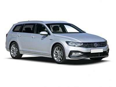 Representative image for the Volkswagen Passat Diesel Estate 2.0 TDI SCR 190 R Line 4MOTION 5dr DSG