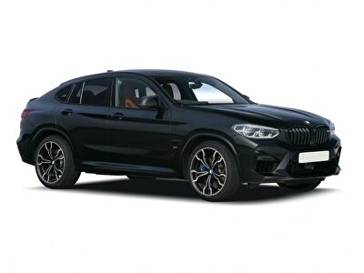 Representative image for the BMW X4 M Estate xDrive X4 M Competition 5dr Step Auto