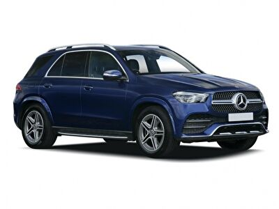 Representative image for the Mercedes-Benz GLE Diesel Estate GLE 300d 4Matic AMG Line 5dr 9G-Tronic