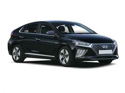 Representative image for the Hyundai Ioniq Hatchback 1.6 GDi Hybrid SE Connect 5dr DCT