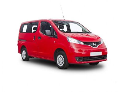 Representative image for the Nissan Nv200 Combi Diesel Estate 1.5 dci 110 Acenta 5dr [7 Seat]