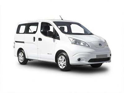 Representative image for the Nissan E-nv200 Combi Estate 80kW Visia 5dr Auto [5 Seat]