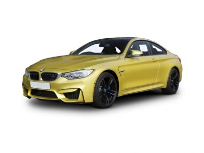 Representative image for the BMW M4 Coupe M4 2dr DCT