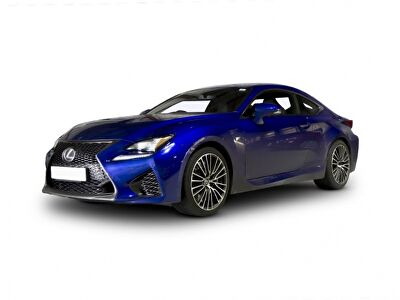 Representative image for the Lexus RC F Coupe 500 5.0 [463] 2dr Auto