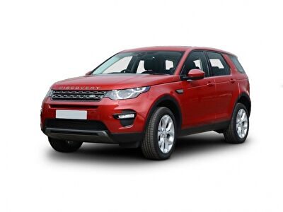 Representative image for the Land Rover Discovery Sport Diesel Sw 2.0 eD4 SE 5dr 2WD [5 seat]
