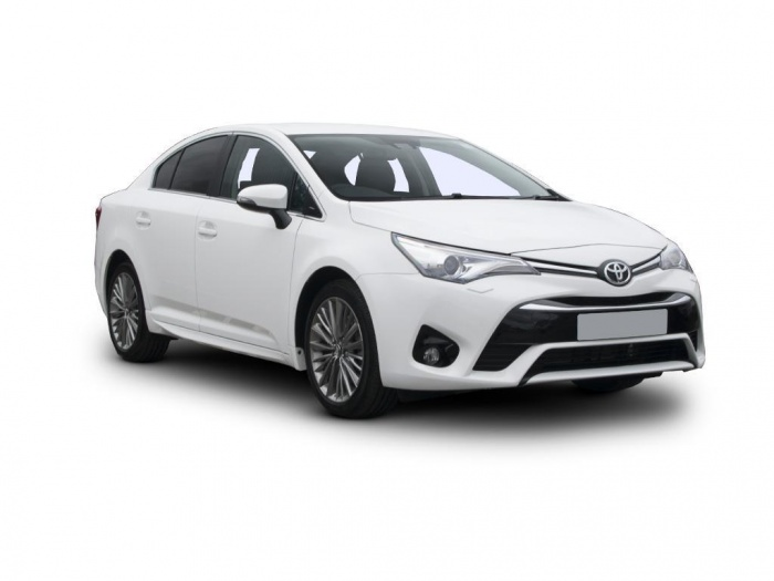 Representative image for the Toyota Avensis Saloon 1.8 Active 4dr