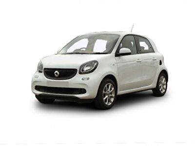 Representative image for the Smart Forfour Hatchback 0.9 Turbo Prime 5dr