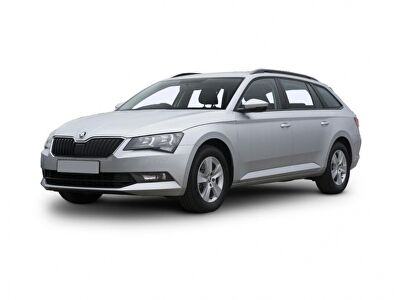 Representative image for the Skoda Superb Diesel Estate 2.0 TDI CR Sport Line 5dr DSG [7 Speed]