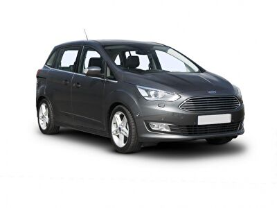 Representative image for the Ford Grand C-max Estate 1.0 EcoBoost 125 Titanium Navigation 5dr