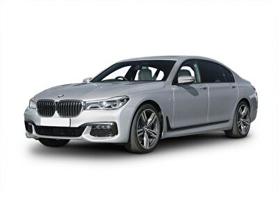 Representative image for the BMW 7 Series Saloon 740e 4dr Auto