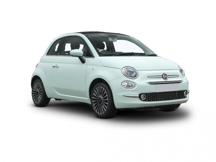 Representative image for the Fiat 500c Convertible 0.9 TwinAir Lounge 2dr