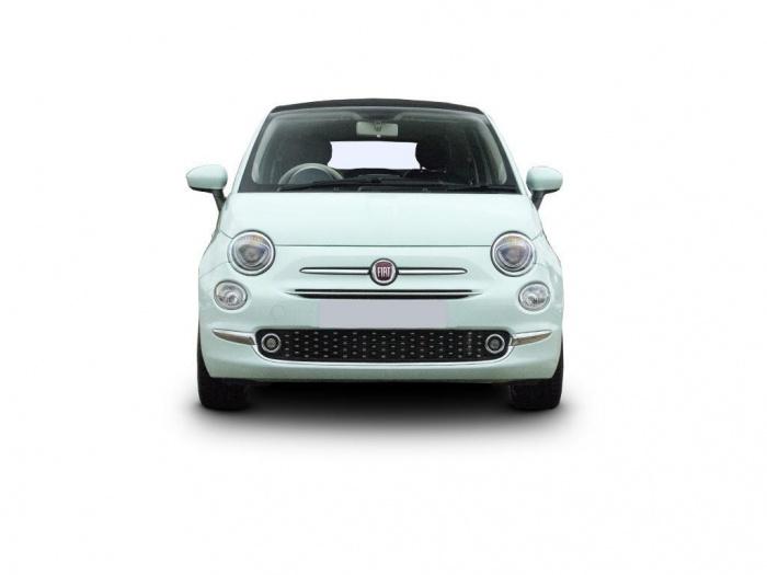 Fiat 500c Convertible Special Editions 1 2 Collezione 2dr Dualogic