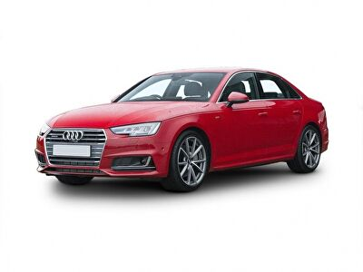 Representative image for the Audi A4 Saloon Special Editions 1.4T FSI Black Edition 4dr S Tronic
