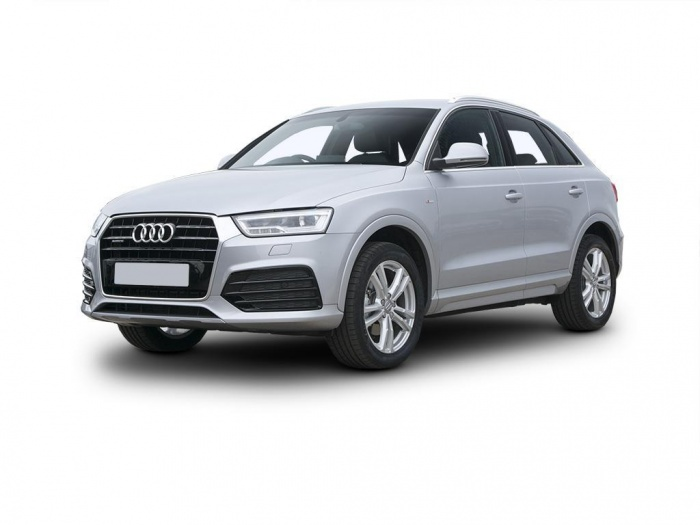 Representative image for the Audi Q3 Estate Special Editions 1.4T FSI S Line Edition 5dr