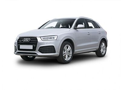 Representative image for the Audi Q3 Estate 1.4T FSI Sport 5dr