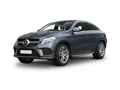 Representative image for the Mercedes-Benz Gle Diesel Coupe GLE 350d 4Matic AMG Night Edition 5dr 9G
