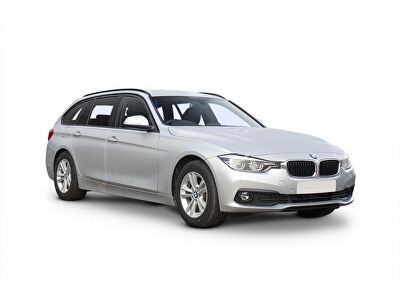 Representative image for the BMW 3 Series Touring 320i xDrive M Sport 5dr Step Auto