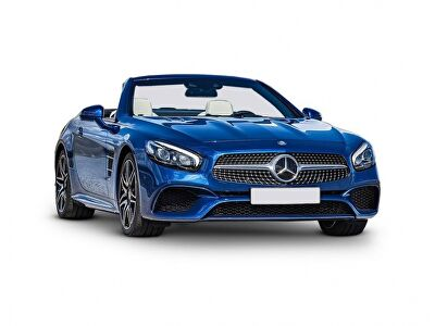 Representative image for the Mercedes-Benz SL-Class Convertible Special Editions SL 400 Grand Edition 2dr 9G-Tronic