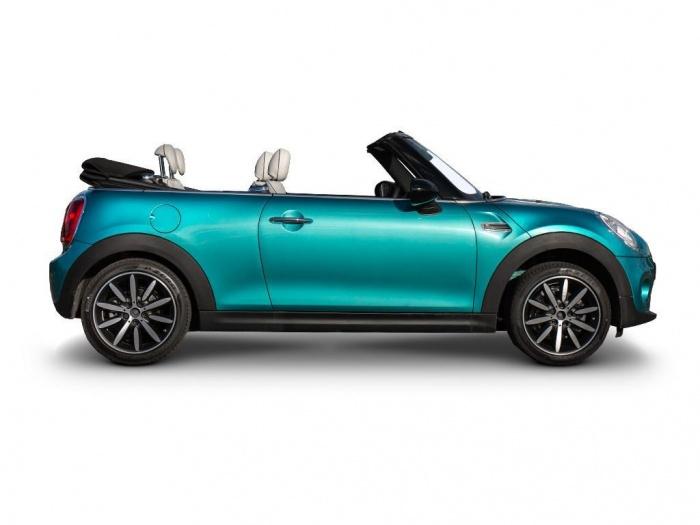 mini convertible 2 0 cooper s exclusive ii 2dr auto nav. Black Bedroom Furniture Sets. Home Design Ideas